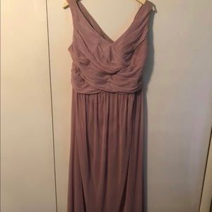 Bridesmaid/Formal Dress - Size 18